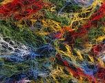 Conţinut de fibre 60% Acrilic, 40% Poliamidă, Rainbow, Brand Ice Yarns, Black, fnt2-54316