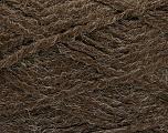 Vezelgehalte 55% Acryl, 30% Alpaca, 15% Wol, Brand Ice Yarns, Brown, fnt2-54318