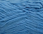 Fiber Content 100% Polyamide, Brand Ice Yarns, Baby Blue, fnt2-54324