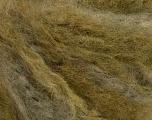 Fiber Content 49% Cotton, 30% Wool, 21% Polyamide, Brand Ice Yarns, Green Shades, fnt2-54331