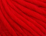 Fiberinnehåll 100% Ull, Red, Brand Ice Yarns, fnt2-54357