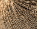 Fiber Content 55% Acrylic, 30% Wool, 15% Polyamide, Brand Ice Yarns, Cream, Camel, Brown, fnt2-54390