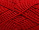Fiberinnehåll 50% Akryl, 50% Polyamid, Red, Brand Ice Yarns, fnt2-54405