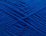 Fiber Content 50% Polyamide, 50% Acrylic, Brand Ice Yarns, Blue, fnt2-54408