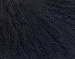 Fiber Content 27% Mohair, 27% Wool, 26% Polyamide, 20% Acrylic, Brand Ice Yarns, Dark Navy, fnt2-54443