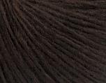 Fasergehalt 50% Merinowolle, 25% Acryl, 25% Alpaka, Brand Ice Yarns, Dark Brown, fnt2-54501