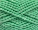 Fiberinnehåll 100% mikrofiber, Mint Green, Brand Ice Yarns, fnt2-54509