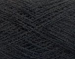 Fiber Content 100% Polyamide, Brand ICE, Black, Yarn Thickness 2 Fine  Sport, Baby, fnt2-54551