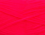 Very thin yarn. It is spinned as two threads. So you will knit as two threads. Yardage information is for only one strand. Fiber Content 100% Acrylic, Brand Ice Yarns, Gipsy Pink, Yarn Thickness 1 SuperFine  Sock, Fingering, Baby, fnt2-54712