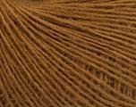 Fasergehalt 50% Merinowolle, 25% Alpaka, 25% Acryl, Light Brown, Brand Ice Yarns, fnt2-54805