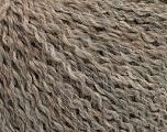 Fiber Content 42% Wool, 33% Acrylic, 19% Alpaca, 1% Elastan, Brand Ice Yarns, Beige Melange, Yarn Thickness 3 Light  DK, Light, Worsted, fnt2-54825