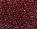 Fiber Content 8% Elastan, 57% Viscose, 24% Polyamide, 11% Metallic Lurex, Silver, Red, Brand Ice Yarns, Brown, Yarn Thickness 2 Fine  Sport, Baby, fnt2-54890