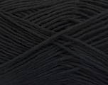 Fiber Content 100% Cotton, Brand Ice Yarns, Black, fnt2-54922