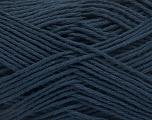 Fiber Content 100% Cotton, Navy, Brand ICE, Yarn Thickness 2 Fine  Sport, Baby, fnt2-54926