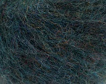 Fiber Content 6% Elastan, 33% Polyamide, 28% Kid Mohair, 18% Wool, 15% Viscose, Turquoise, Teal, Brand Ice Yarns, Yarn Thickness 1 SuperFine  Sock, Fingering, Baby, fnt2-54935