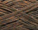 Fiber Content 82% Viscose, 18% Polyester, Brand Ice Yarns, Camel, Blue, Yarn Thickness 4 Medium  Worsted, Afghan, Aran, fnt2-54962