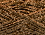 Fiber Content 82% Viscose, 18% Polyester, Light Brown, Brand Ice Yarns, Gold, Yarn Thickness 4 Medium  Worsted, Afghan, Aran, fnt2-54964
