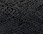 Fiber Content 100% Cotton, Brand Ice Yarns, Black, Yarn Thickness 2 Fine  Sport, Baby, fnt2-54992