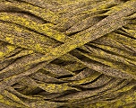 Fiber Content 82% Viscose, 18% Polyester, Olive Green, Brand Ice Yarns, Camel, Yarn Thickness 5 Bulky  Chunky, Craft, Rug, fnt2-55029