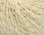 Fiberinnhold 42% Ull, 33% Akryl, 19% Alpakka, 1% Elastan, Brand Ice Yarns, Cream, fnt2-55047