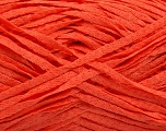 Fiber Content 100% Acrylic, Orange, Brand Ice Yarns, Yarn Thickness 3 Light  DK, Light, Worsted, fnt2-55052