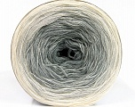 Fiber Content 50% Acrylic, 50% Cotton, Brand ICE, Grey Shades, Cream, Yarn Thickness 2 Fine  Sport, Baby, fnt2-55063