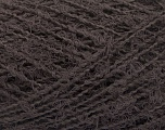 Fiber Content 80% Cotton, 20% Polyamide, Brand Ice Yarns, Brown, fnt2-55089