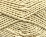 Bulky  Fiber Content 100% Acrylic, Brand ICE, Beige, Yarn Thickness 5 Bulky  Chunky, Craft, Rug, fnt2-55103