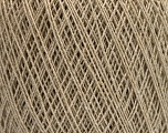 Fiber Content 70% Cotton, 30% Viscose, Brand Ice Yarns, Beige, fnt2-55106