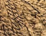 Fiber Content 100% Acrylic, Brand ICE, Camel, Yarn Thickness 5 Bulky  Chunky, Craft, Rug, fnt2-55154