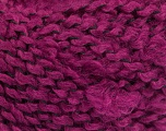 Fiber Content 100% Acrylic, Brand Ice Yarns, Fuchsia, Yarn Thickness 5 Bulky  Chunky, Craft, Rug, fnt2-55162
