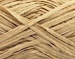 Fiber Content 70% Cotton, 30% Polyamide, Brand Ice Yarns, Beige, Yarn Thickness 4 Medium  Worsted, Afghan, Aran, fnt2-55165