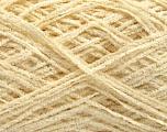 Fiber Content 100% Cotton, Brand Ice Yarns, Cream, Yarn Thickness 2 Fine  Sport, Baby, fnt2-55172