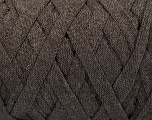 Fiberinnhold 100% Recycled Cotton, Brand Ice Yarns, Coffee Brown, fnt2-55214