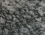 Fiber Content 45% Acrylic, 25% Wool, 20% Mohair, 10% Polyamide, Brand Ice Yarns, Grey, Yarn Thickness 4 Medium  Worsted, Afghan, Aran, fnt2-55224