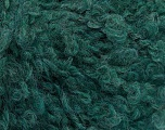 Fiber Content 45% Acrylic, 25% Wool, 20% Mohair, 10% Polyamide, Brand Ice Yarns, Emerald Green, Yarn Thickness 4 Medium  Worsted, Afghan, Aran, fnt2-55231