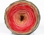 Fiber Content 50% Cotton, 50% Acrylic, Salmon, Pink, Brand ICE, Cream, Beige, Yarn Thickness 2 Fine  Sport, Baby, fnt2-55247