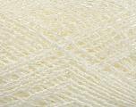 Fiber Content 70% Acrylic, 30% Polyamide, Brand Ice Yarns, Cream, fnt2-55326