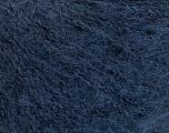 Fiber Content 6% Elastan, 33% Polyamide, 28% Kid Mohair, 18% Wool, 15% Viscose, Navy, Brand Ice Yarns, Yarn Thickness 1 SuperFine  Sock, Fingering, Baby, fnt2-55391