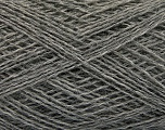 Fiber Content 70% Superwash Merino, 30% Baby Alpaca, Brand Ice Yarns, Grey, fnt2-55394