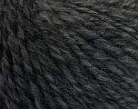 Fiber indhold 7% Polyamid, 48% Akryl, 25% Alpaka, 20% Uld, Brand Ice Yarns, Grey Shades, fnt2-55399