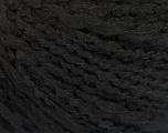 Contenido de fibra 50% Lana, 40% Acrílico, 10% Poliamida, Brand Ice Yarns, Black, fnt2-55413