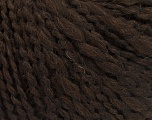 Fiber Content 50% Wool, 40% Acrylic, 10% Polyamide, Brand Ice Yarns, Dark Brown, fnt2-55416