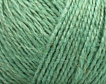 Fiber Content 100% Hemp Yarn, Mint Green, Brand Ice Yarns, Yarn Thickness 3 Light  DK, Light, Worsted, fnt2-55422
