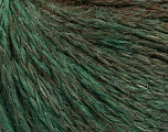 Kuitupitoisuus 55% Akryyli, 30% Villa, 15% Polymidi, Brand Ice Yarns, Green, Brown, Yarn Thickness 3 Light  DK, Light, Worsted, fnt2-55428