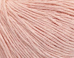 Fiber Content 100% Cotton, Powder Pink, Brand ICE, Yarn Thickness 1 SuperFine  Sock, Fingering, Baby, fnt2-55453