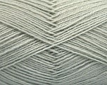 Fiber Content 75% Superwash Wool, 25% Polyamide, Light Grey, Brand Ice Yarns, fnt2-55466