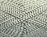 Contenido de fibra 75% Superwash Wool, 25% Poliamida, Light Grey, Brand Ice Yarns, fnt2-55466