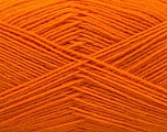 Fiber Content 75% Superwash Wool, 25% Polyamide, Orange, Brand Ice Yarns, fnt2-55470