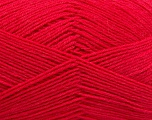 Fiber Content 75% Superwash Wool, 25% Polyamide, Brand Ice Yarns, Fuchsia, Yarn Thickness 1 SuperFine  Sock, Fingering, Baby, fnt2-55472